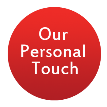 Our Personal Touch